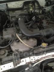 Автоматическая коробка переключения передач. Mazda Familia, BWMR Двигатель B6