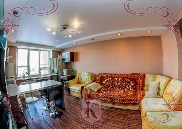 3-комнатная, улица Ватутина 4а. 64, 71 микрорайоны, агентство, 62 кв.м. Комната