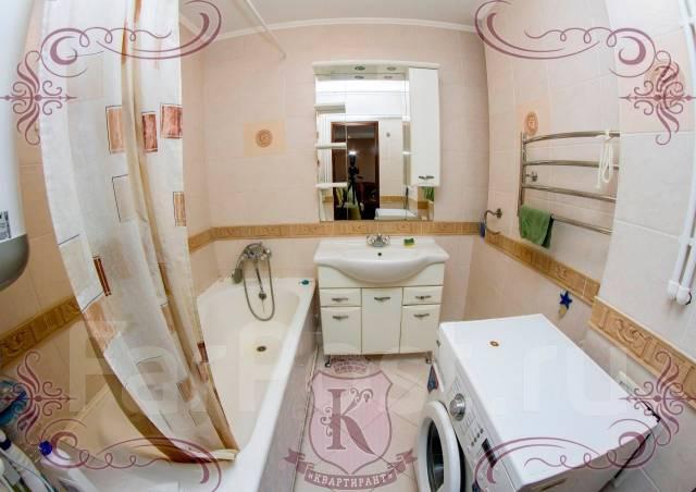3-комнатная, улица Ватутина 4а. 64, 71 микрорайоны, агентство, 62 кв.м. Сан. узел