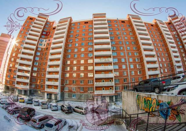 3-комнатная, улица Ватутина 4а. 64, 71 микрорайоны, агентство, 62 кв.м. Дом снаружи