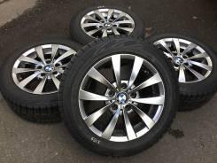 205/55R16 Bridgestone Revo GZ на литье BMW. Из Японии (16455R). 7.0x16 5x120.00 ET40