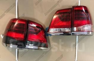 Стоп-сигнал. Toyota Land Cruiser, GRJ200, J200, URJ200, URJ202, URJ202W, UZJ200, UZJ200W, VDJ200 Двигатели: 1GRFE, 1URFE, 1VDFTV, 2UZFE, 3URFE