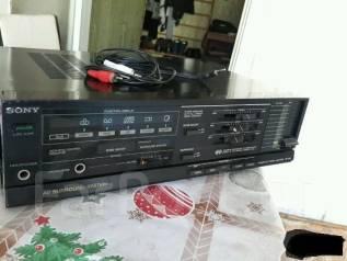 Продам усилитель Sony TA-V55. Япония 100v