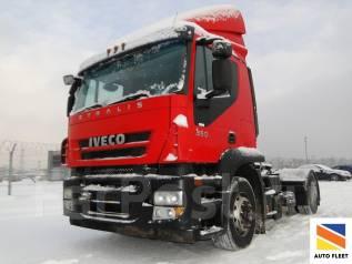 Iveco Stralis. AT440 S35T, 7 790 куб. см., 44 000 кг.