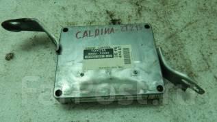 Блок управления двс. Toyota Corona, ST215 Toyota Carina, ST215 Toyota Caldina, ST215 Двигатель 3SFE