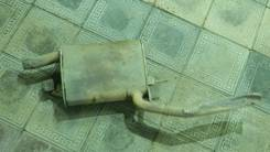 Насадка на глушитель. Toyota Caldina, ST215 Двигатель 3SFE