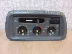 Блок управления климат-контролем. Toyota Corolla Spacio, AE111