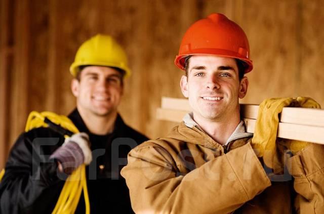 ТСЖ, обслуживание зданий, обслуживание вашего объекта бригадой