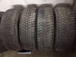 Dunlop Grandtrek SJ6. Зимние, без шипов, износ: 50%, 4 шт