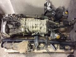 Механическая коробка переключения передач. Subaru Forester, SG9