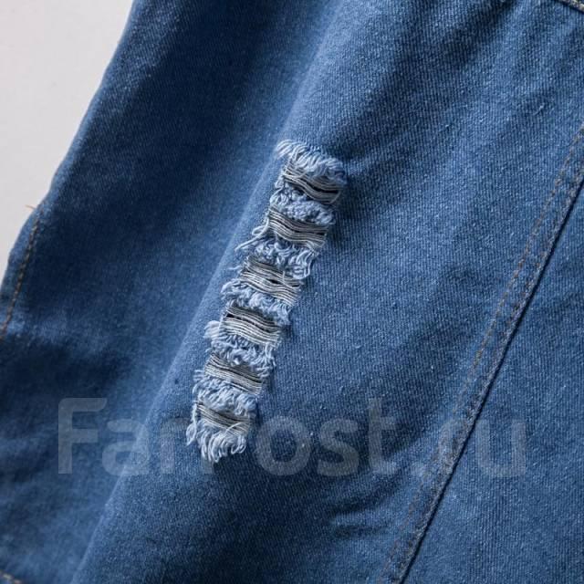 Платья джинсовые. 44, 46, 48