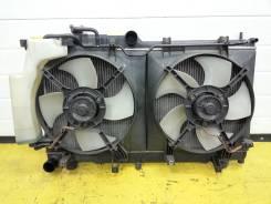 Радиатор охлаждения двигателя. Subaru Legacy B4, BL5 Двигатель EJ20