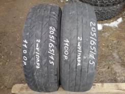 Dunlop Eco EC 201. Летние, 2011 год, износ: 60%, 2 шт
