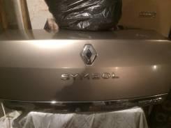 Крышка багажника. Renault Symbol