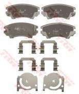 "Колодки передние OPEL ASTRA J GTC, INSIGNIA (17""), SAAB 9-5 (YS3G) (17"") GDB1783"