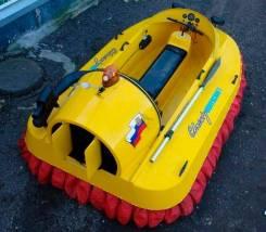 Hovercraft. Год: 2009 год, длина 3,50м., двигатель стационарный, 65,00л.с., бензин