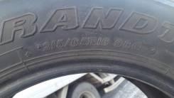 Dunlop Grandtrek. Зимние, без шипов, 2011 год, износ: 10%, 4 шт