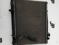 Радиатор охлаждения двигателя. Nissan Terrano Двигатели: QD32ETI, QD32TI