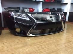 Бампер Toyota Camry 40 09-11г., стиль Lexus