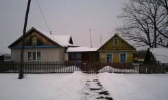 Большой жилой дом в с. Уссурка. С. Уссурка, р-н Кировский, площадь дома 116 кв.м., скважина, электричество 15 кВт, отопление твердотопливное, от част...