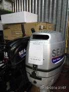 Sea-Pro. 9,90л.с., 4х тактный, бензин, нога S (381 мм), Год: 2013 год