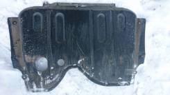 Защита двигателя. Renault Logan