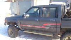 Toyota Hilux. LN65, 2LT 3Y