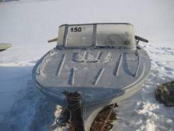 Амур. Год: 1988 год, длина 5,50м., двигатель стационарный, 75,00л.с., бензин