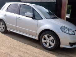Suzuki SX4 SUV. автомат, передний, 1.5 (111 л.с.), бензин, 110 000 тыс. км