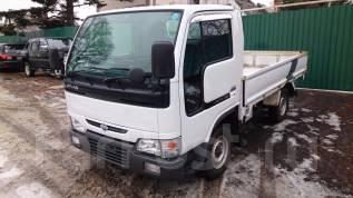 Nissan Atlas. , 2001г., 4WD, P6F23, TD27, под ваш ПТС, 2 700 куб. см., 1 000 кг.