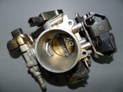Заслонка дроссельная. Honda Fit, UA-GD1, LA-GD1, LA-GD2, UA-GD2, DBA-GD1, DBA-GD2, GD1, GD2, GD3, GD4 Honda City Honda Jazz Двигатели: L13A8, L13A6, L...