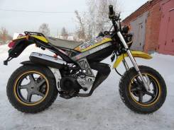Suzuki Street Magic. 50 куб. см., исправен, без птс, с пробегом