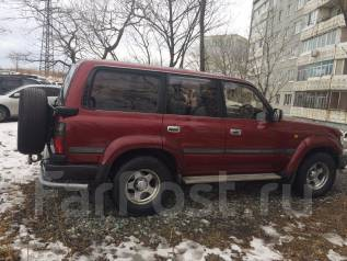 Toyota Land Cruiser. автомат, 4wd, 0.0 (4 л.с.), дизель