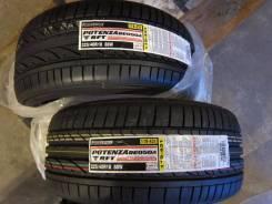 Bridgestone Potenza RE050A Run Flat. Летние, без износа, 4 шт