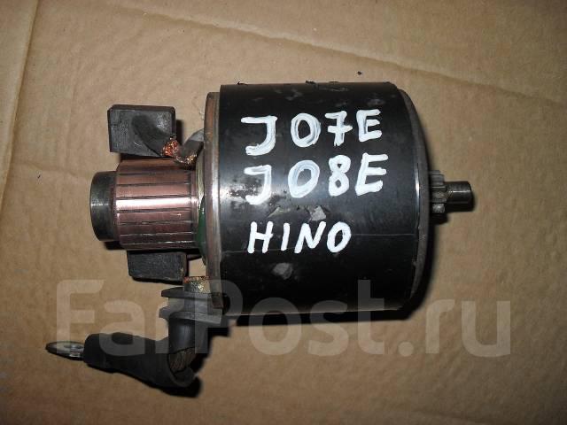 Обмотка стартера. Hino Ranger Двигатели: J07E, J08E