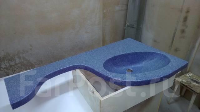 Изготовим столешницы из искусственного камня в Уссурийске