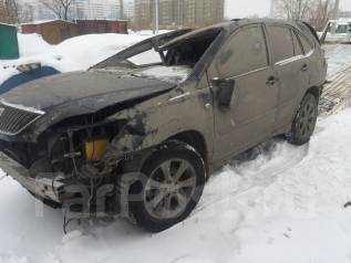 Lexus RX350. GSU35, 2GR