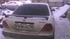 Спойлер. Toyota Sprinter