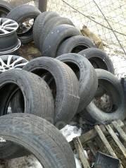 Dunlop Grandtrek ST20. Летние, 2008 год, износ: 40%, 4 шт
