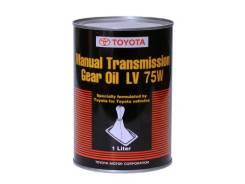 Toyota. Вязкость 75W, синтетическое. Под заказ