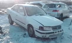Nissan Sunny. FB15, QG15 DE