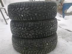 Pirelli Winter Carving Edge. Зимние, шипованные, 2007 год, износ: 10%, 3 шт
