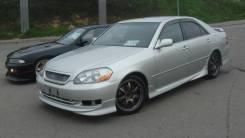 Губа. Toyota Mark II, JZX110, GX110