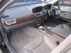 Интерьер. BMW 7-Series, E66, E65 Двигатель N62