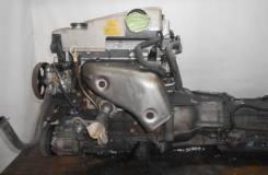 Двигатель с КПП, Mitsubishi 4G93