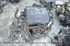 Двигатель. Toyota bB, QNC21 Toyota Master Двигатель 3SZVE. Под заказ