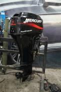Mercury. 25,00л.с., 4х тактный, бензин, нога L (508 мм), Год: 2006 год