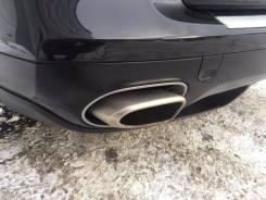 Насадка на глушитель. Porsche Cayenne