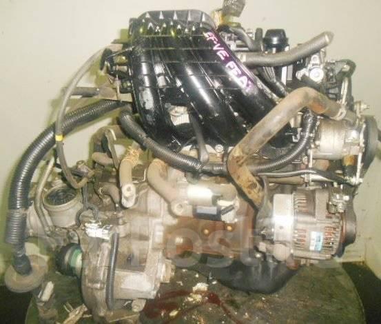 Двигатель с КПП, Daihatsu EF-VE