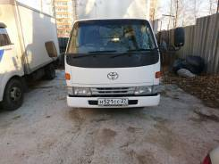 Toyota Dyna. Продается грузовик-фургон в Хабаровске, 4 104 куб. см., 2 200 кг.